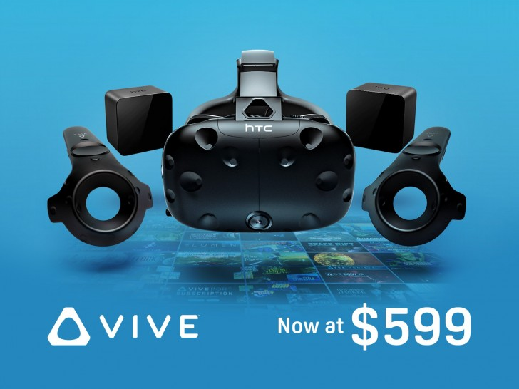 Deal: HTC Vive VR headset gets a $200 discount