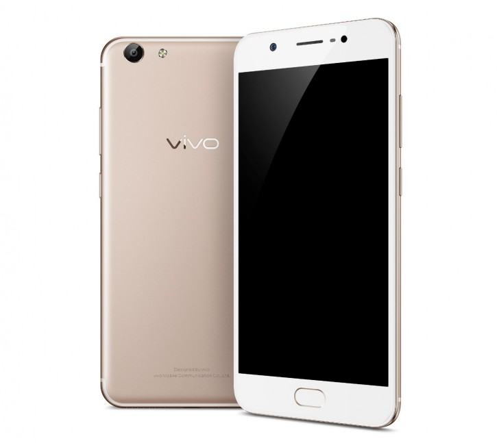 Announced the smartphone Vivo Y69