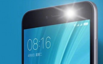 Dedicated Micro-SD slot and front camera flash confirmed for the Xiaomi Redmi Note 5A