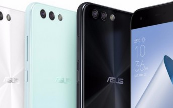 Asus' upcoming Zenfone 4 series leaks again in images