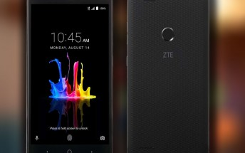 "ZTE Blade Z Max announced with 6"" display and dual camera setup"