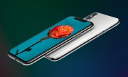 Apple unveils iPhone X with bezel-less AMOLED screen