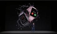 Apple Watch Series 3 brings LTE and faster chipset