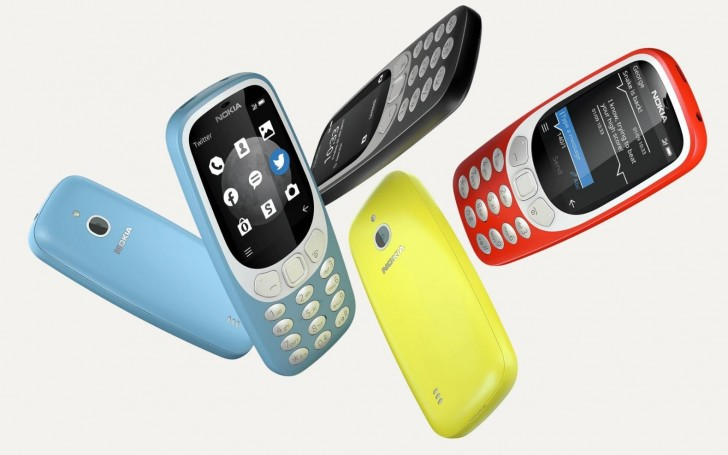 HMD Global announces the Nokia 3310 3G