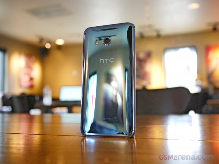 HTC U11 Plus flagship leaked to have 18:9 borderless screen