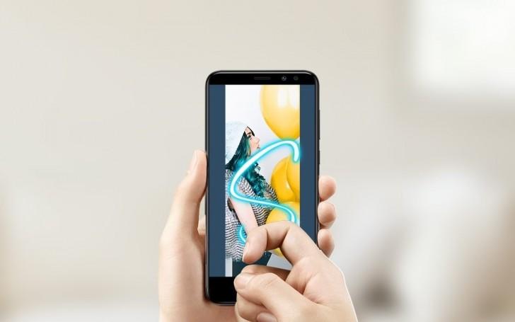 Huawei Nova 2i手势操作