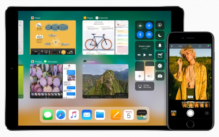 iOS 11, WatchOS and TvOS 11 Available for Download Now