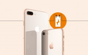 iPhone 8 and 8 Plus have smaller batteries than last year's iPhones