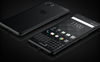 BlackBerry Keyone Black Edition reaches Canada next week