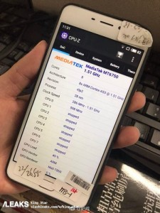 Meizu M6 and its specs