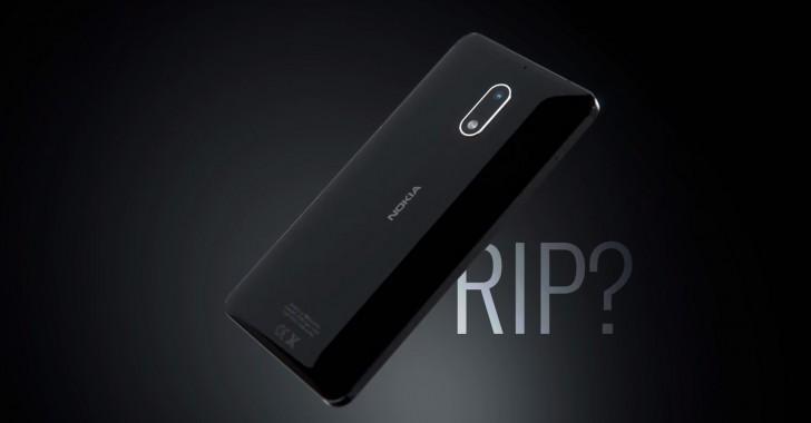 Was the Nokia 6 Arte Black canceled?