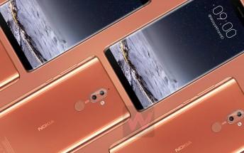 Nokia 9 renders show bezel-less design