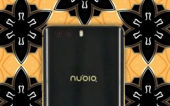 TENAA reveals the true specs of ZTE nubia NX595J