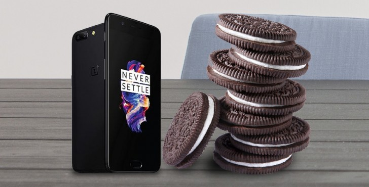 OnePlus 5 running Oreo found in Geekbench database