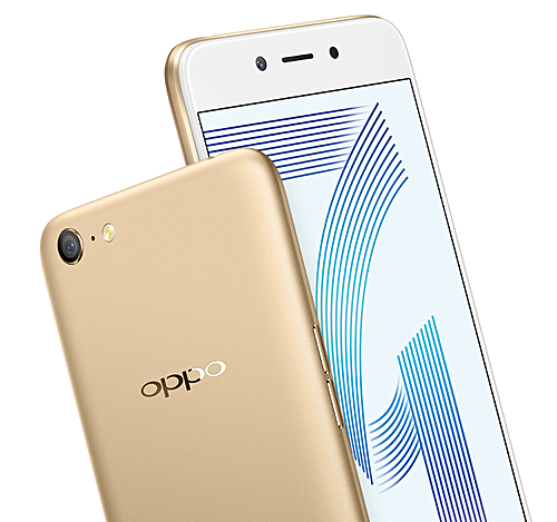 OPPO A71 Debuts Silently with Metal Body, 13 MP Camera
