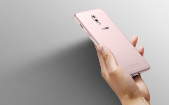 Samsung Galaxy C8 goes official in China with three cameras