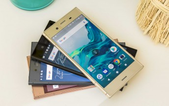 Sony Xperia XZ1 arrives in the US