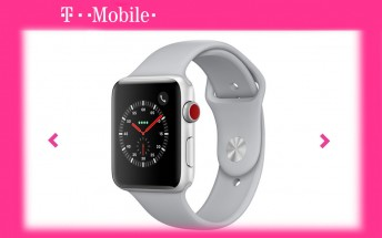 New Apple Watch to be throttled by T-Mobile to 512Kbps [Update]