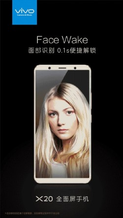 vivo X20 Face Unlock and Snapdragon 660