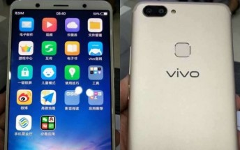 Video shows vivo X20 operational in the wild