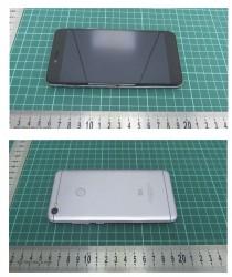 Xiaomi Redmi Note 5A Prime at the FCC