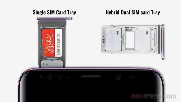 SamsungOffersTheGalaxyS9WithHybridDualSimIn