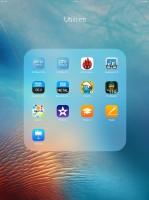 Apple Ipad Pro review: Homescreen