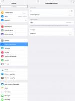 Apple Ipad Pro review: Settings menu