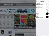Apple Ipad Pro review: Split-screen view in landscape