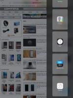 Apple Ipad Pro review: Split-screen view in portrait