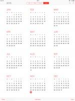 Apple Ipad Pro review: Calendar