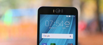 Asus Zenfone Selfie review: Vanity light