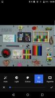 Blackberry Priv review: Editing Photos