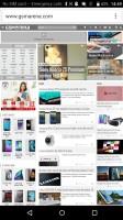 Blackberry Priv review: Chrome