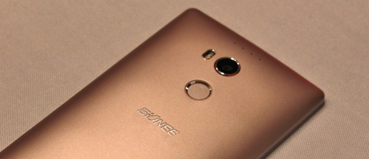 Gionee Elife E8 hands-on