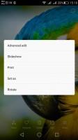Viewing an image - Huawei G8 review