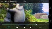 Straightforward video player - Huawei G8 review