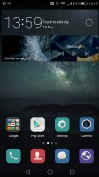Huawei Mate S review: The homescreen keeps all your apps with only folders available for organization