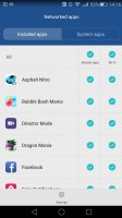 Huawei Mate S review: Extensive app permission management engine