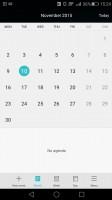 Huawei Mate S review: Calendar