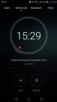 Huawei Mate S review: Clock