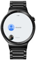 Huawei Watch review: Tabbed main interface
