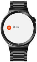 Huawei Watch review: Google Fit app