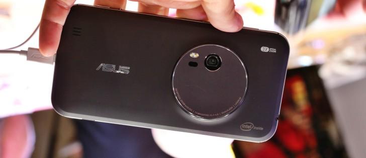 Asus Zenfone Zoom, Zenfone Max, ZenWatch2