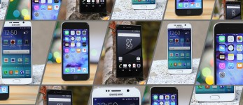 iPhone 6s vs. Galaxy S6 vs. Xperia Z5: Monster Brawl