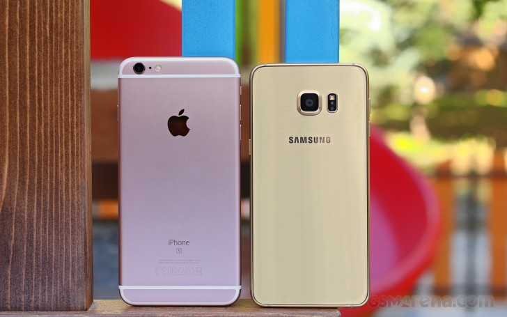 iPhone 6s Plus vs. S6 Edge Plus