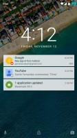 LG Nexus 5x review: The lockscreen