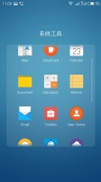 Meizu M1 Metal review: Organizing the homescreen