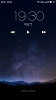 Meizu Pro 5 Review review: Lockscreen
