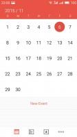 Meizu Pro 5 Review review: Calendar